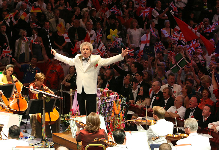 BBC Last Night of the Proms
