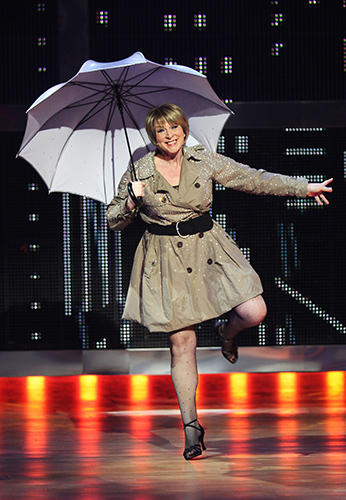 Fern Britton- 'Let's Dance for Comic Relief'