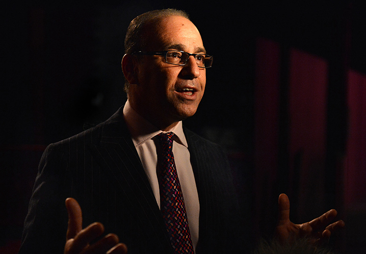 Theo Paphitis – buisinessman Photo by Mark Allan