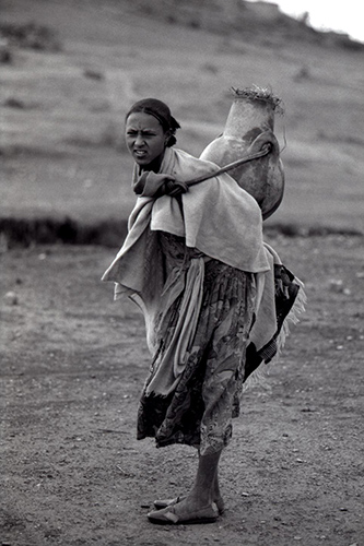 Ethiopia water carryingPhoto by Mark Allan
