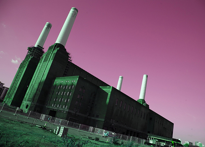 Battersea Power Station – LondonPhoto by Mark Allan